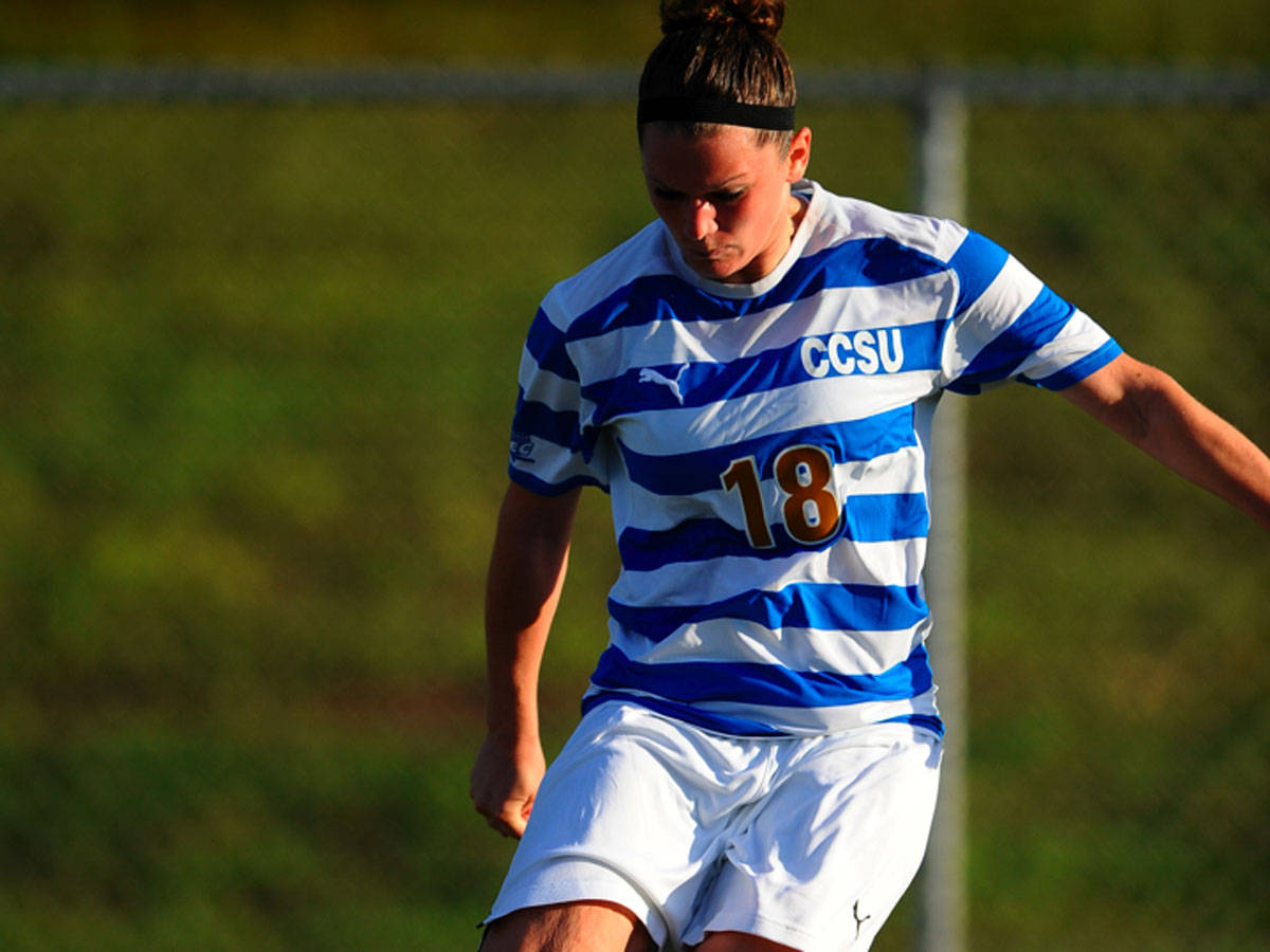 Women's Soccer Earns Northeast Conference Victory With 2-1 Overtime Win Over Mount St. Mary's