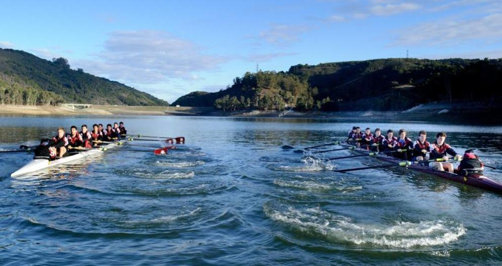 EYEBRONCO: Catch up with the Rowing Programs as they prep for Championships