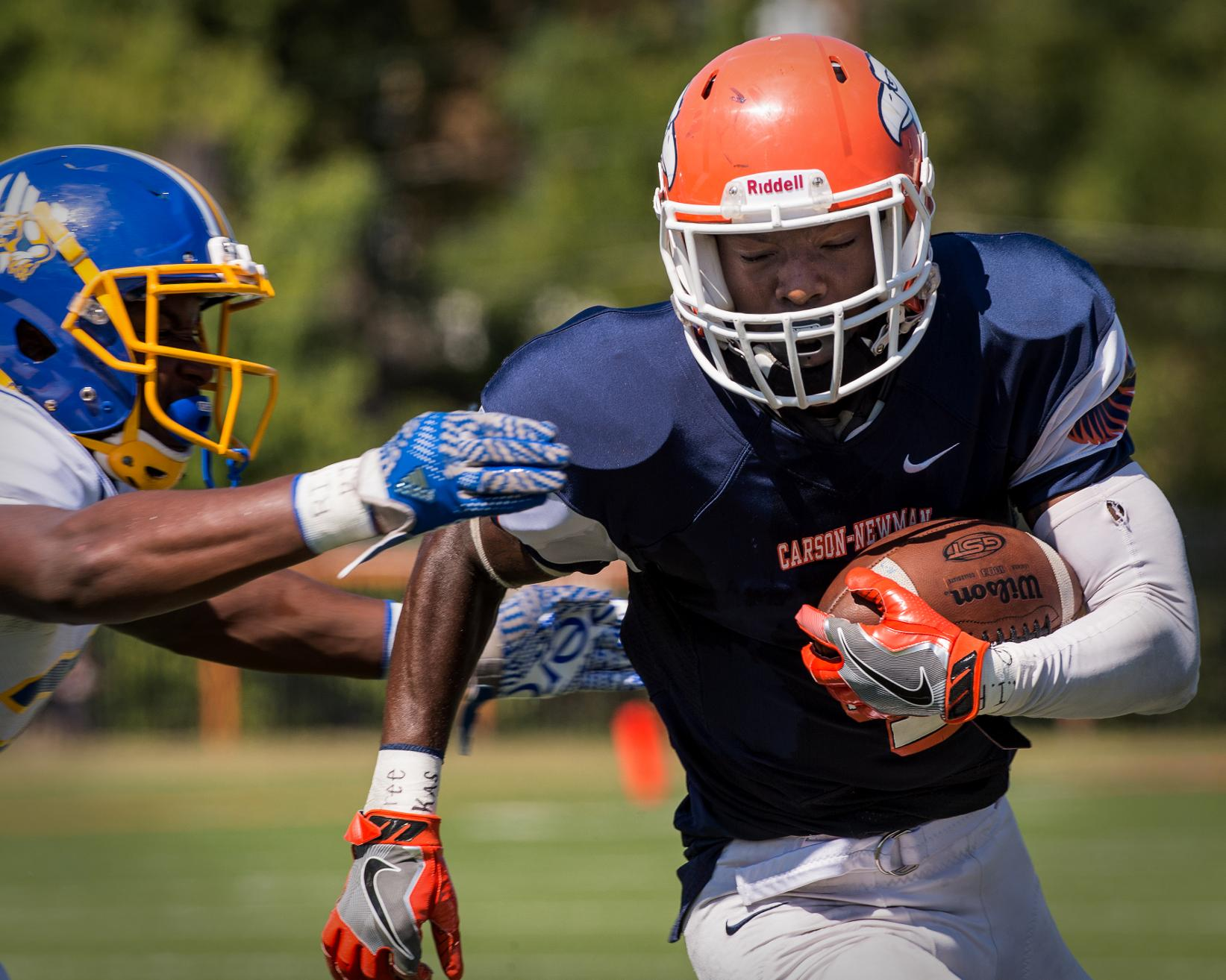 Second half surge powers Carson-Newman past Mars Hill