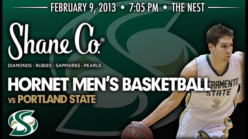 MEN'S BASKETBALL WRAPS UP HOMESTAND SATURDAY NIGHT VS. PORTLAND STATE