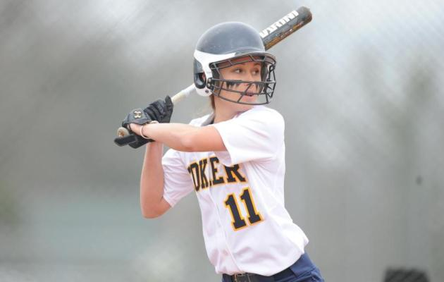 Coker Falls to Erskine in Conference Doubleheader