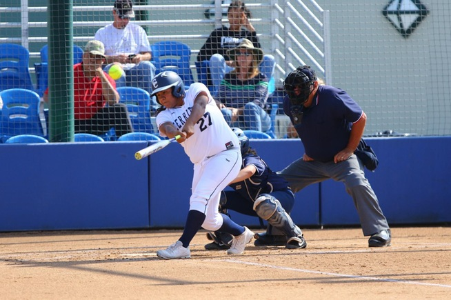 File Photo: Briana Lopez delivered the go-ahead RBi in a 5-1 win