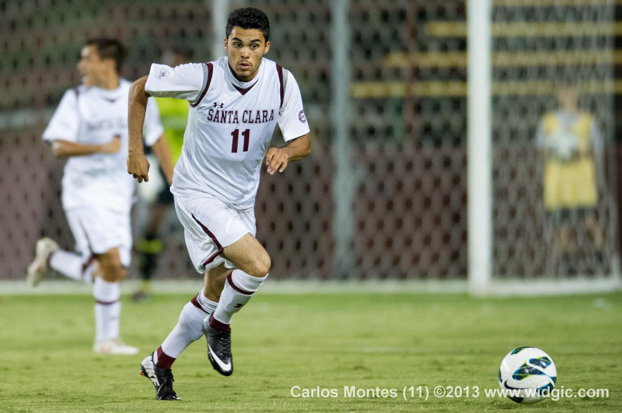 Men's Soccer Defeats USD 1-0 With Overtime Goal By Carlos Montes