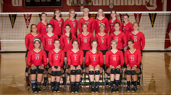 2014 Wittenberg Volleyball