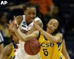 Gauchos Ousted From NCAA Tournament With 86-52 Loss To Virginia