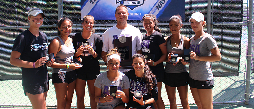 ASA Miami Tennis Finishes Second at Women's National Tournament