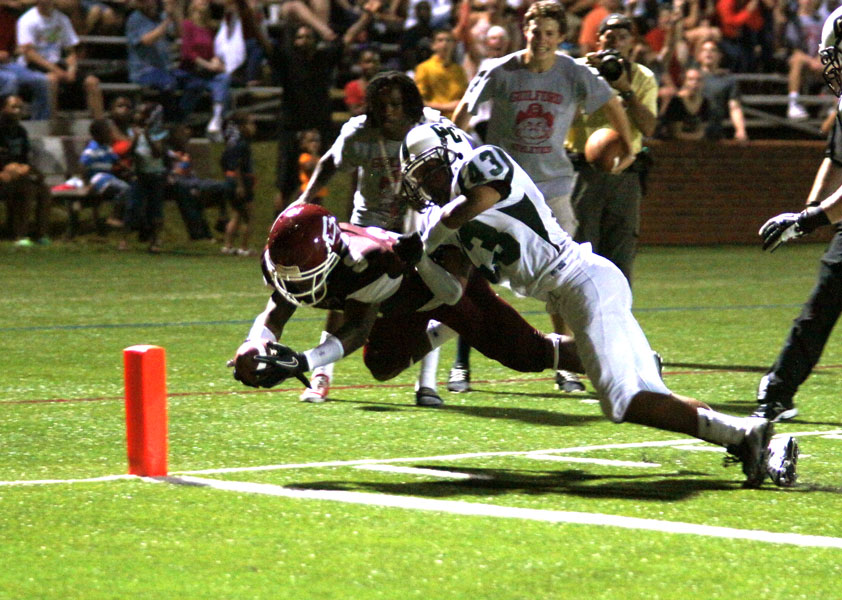 Greensboro Rallies For 14-13 Soup Bowl Win at Guilford