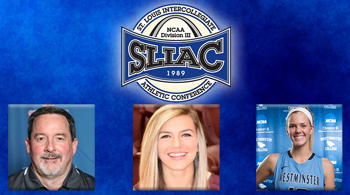 Reneau Named SLIAC Player of the Year