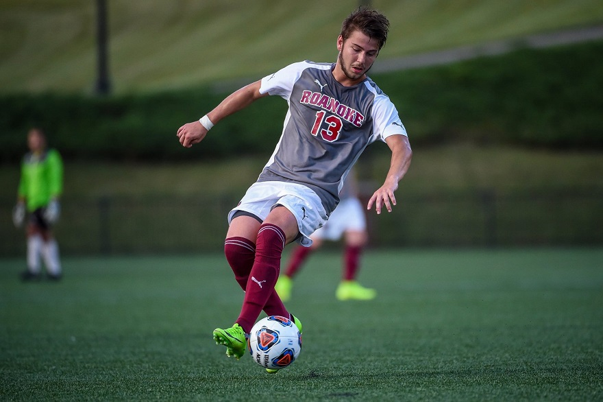 Bauer's Late Strike Sends RC to a 2-1 Win at Averett