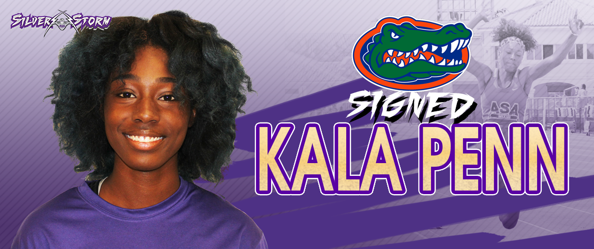Kala Penn Signs with The University of Florida