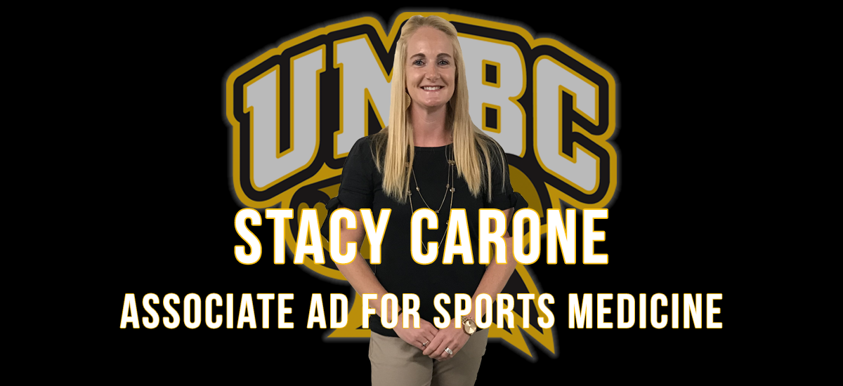 UMBC Names Stacy Carone Associate Director of Athletics for Sports Medicine