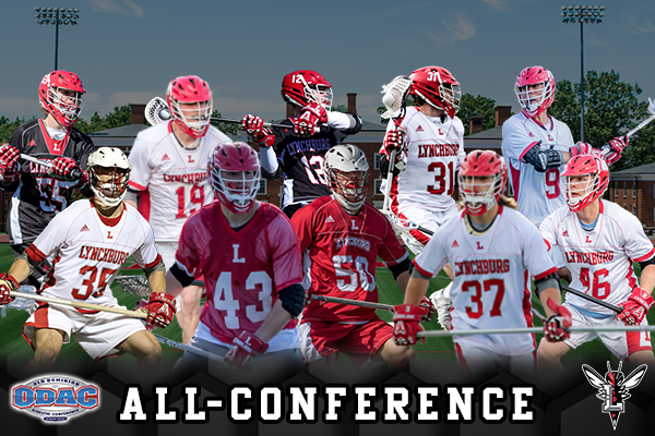 Men's Lacrosse Earns Nine All-ODAC Honorees