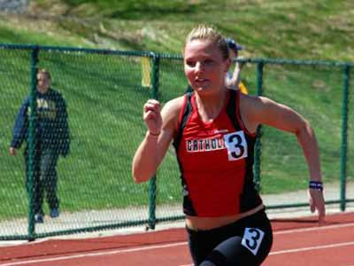Mayfield wins 5000; Cardinals place fifth at Ursinus
