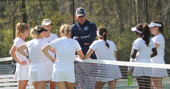 GC Women's Tennis Moves up Four Spots in the National Poll to 26, Stays Put in Region