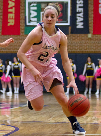 Lynchburg Women's Basketball Tops Emory & Henry, 76-62, Tuesday Evening In ODAC Action