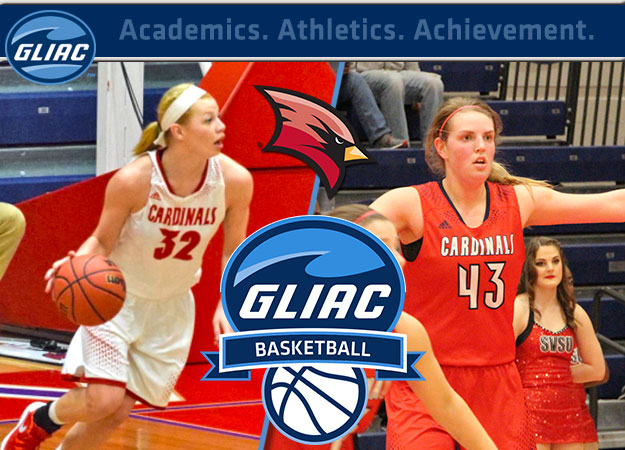 Saginaw Valley's Wendling Selected GLIAC Women's Basketball Player of the Year; All-GLIAC Teams Announced