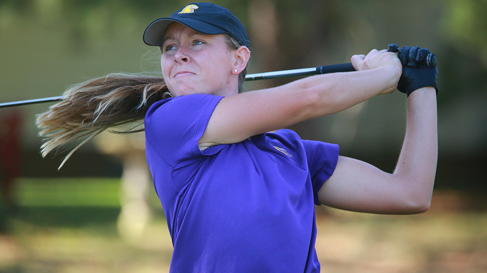 Tech women's golf team fourth after first day of MSU Greenbrier Invitational