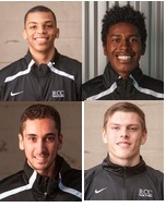 RCC Men's track and field sends 5 more student athletes to four year universities