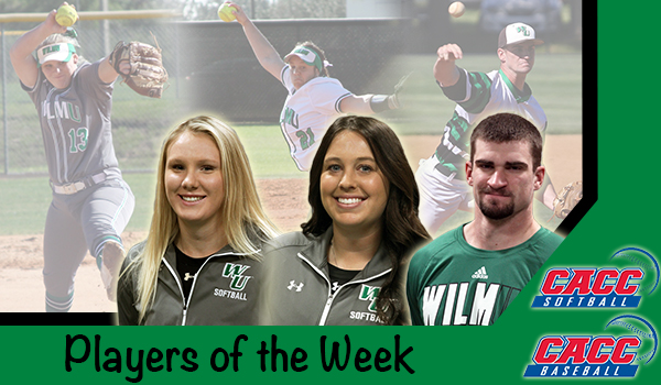 Baseball and Softball Teams Earn CACC Players of the Week for Spring Break Play