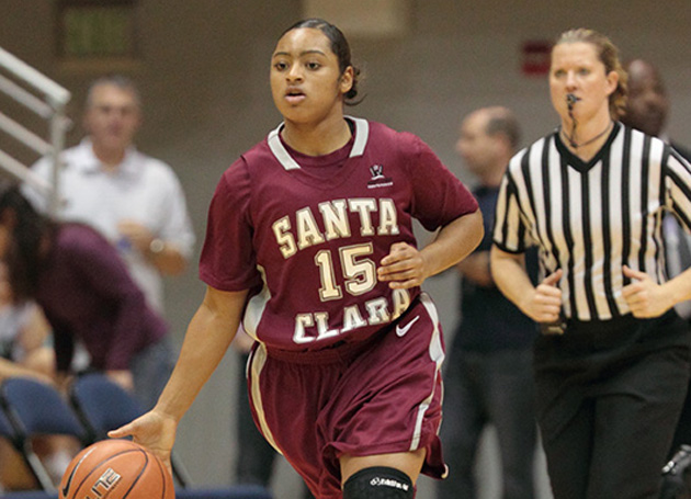 5,529 Fans Attend SCU-Gonzaga Women's Game; Broncos Play Pivotal Contest at Portland Saturday