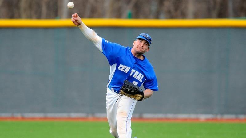 Baseball Splits With Mount on Saturday