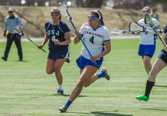WOMEN'S LAX STAYS UNBEATEN IN GNAC WITH 16-10 WIN OVER MOUNT IDA