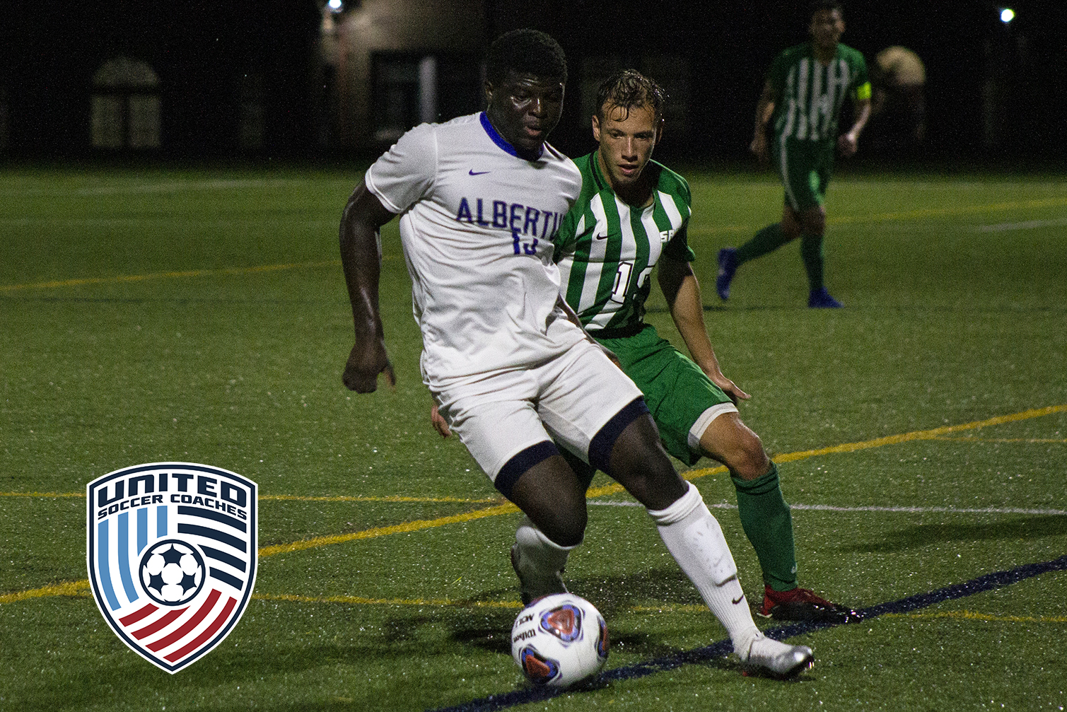 Oumorou Named to US Soccer Coaches All-New England Region Third Team