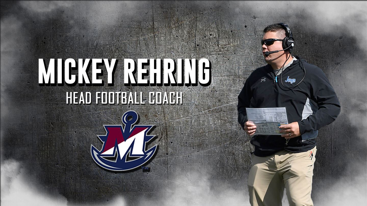 Mickey Rehring Announced as Head Coach for Maritime Football