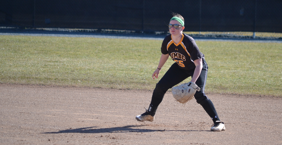UMBC Softball Drops Midweek Doubleheader To Towson
