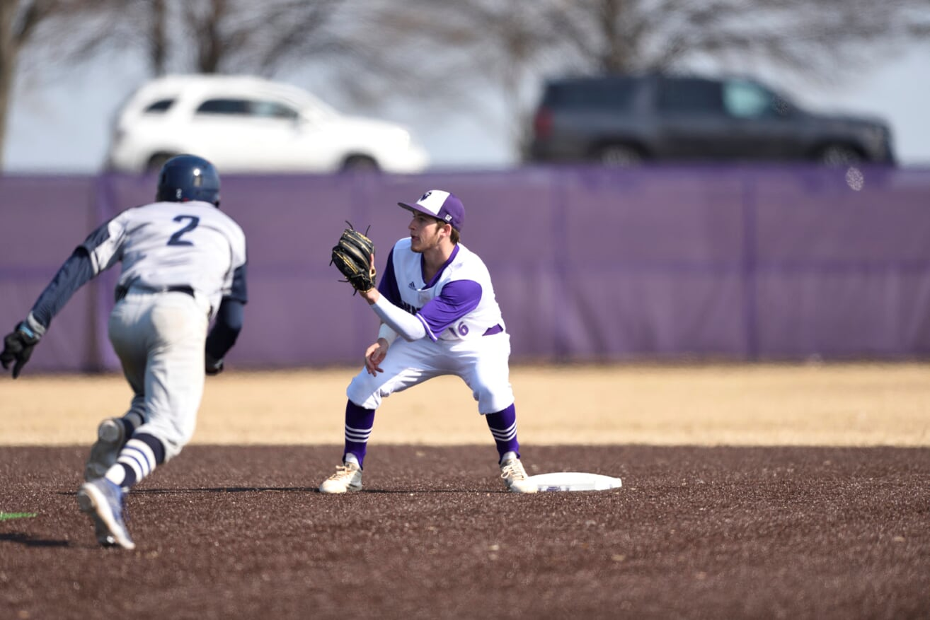 Baseball Falls In Home Doubleheader Versus NYIT On Saturday