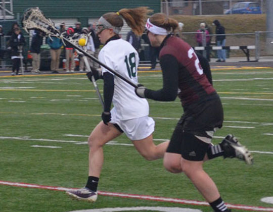 Women's lacrosse falls to Transy