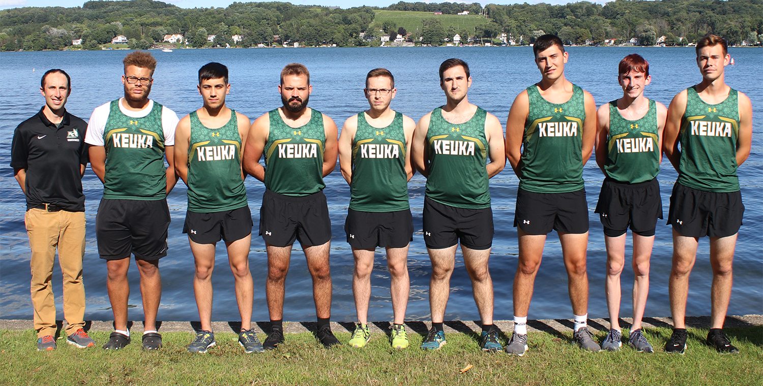 Wolves Run in NEAC Preview at SUNY Cobleskill