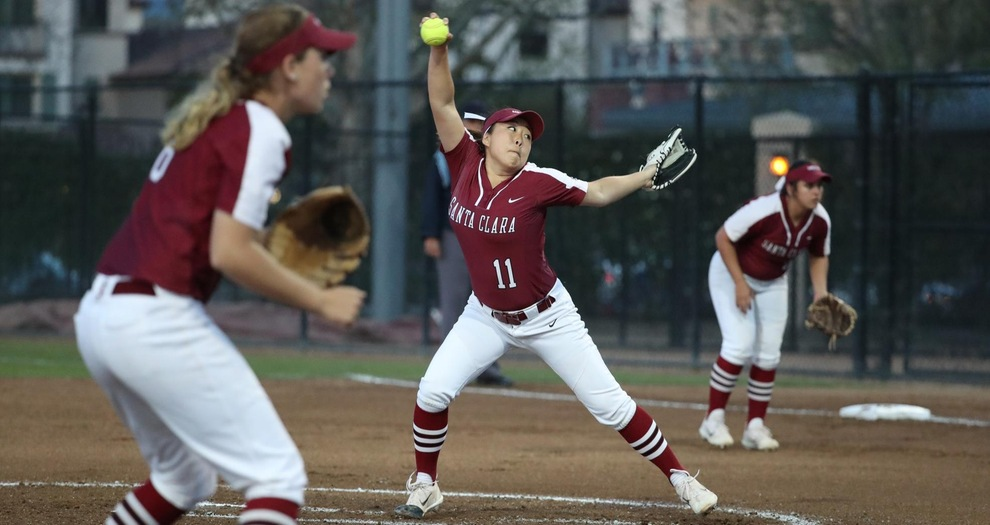 Softball Can't Avoid Sweep in Series Finale