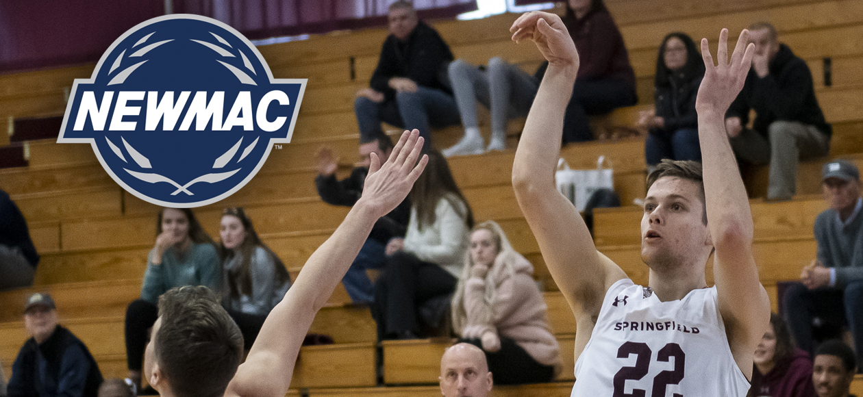 Ross Repeats As NEWMAC Men's Basketball Offensive Athlete of the Week