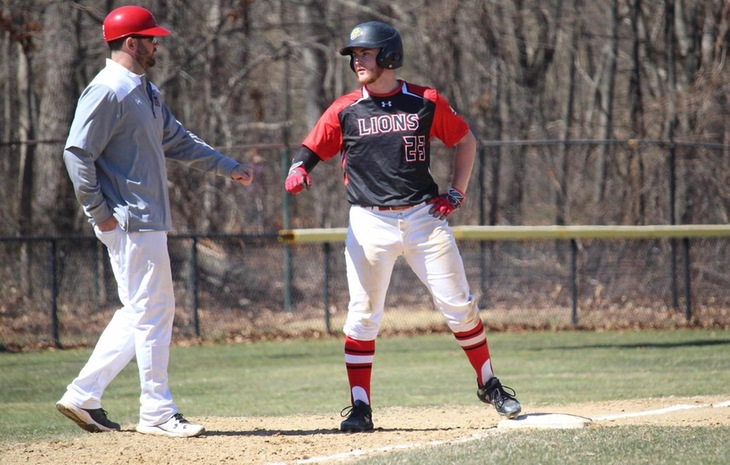 Baseball Earns 8-4 Come-From-Behind Win over Dean
