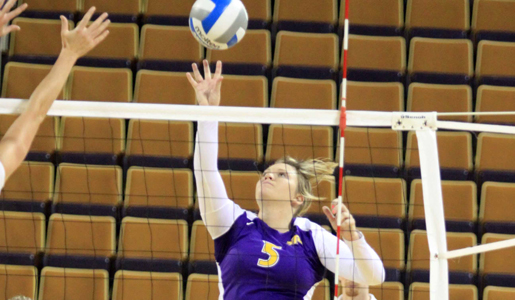 Tech stymies Jax State in five sets to advance at OVC Tournament