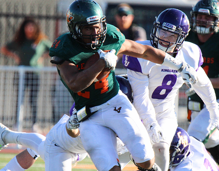 Football wins SCIAC outright, Sparks-Jackson makes history