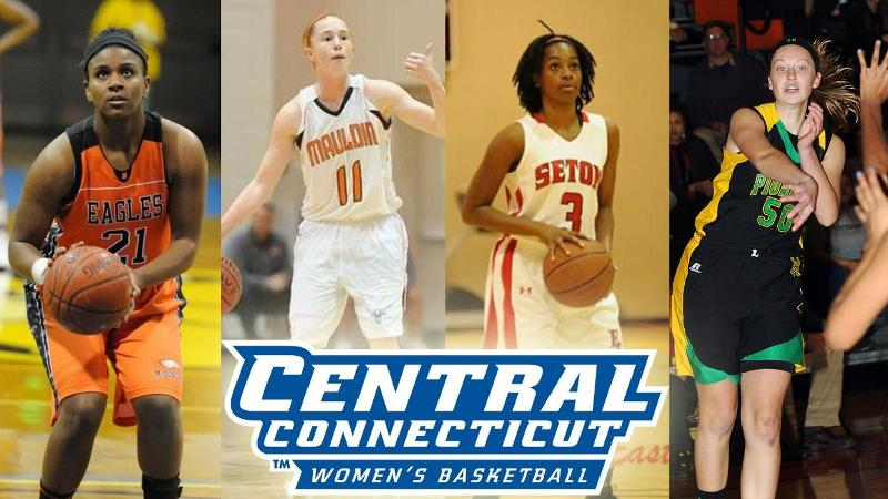 Women's Basketball Signs Four for 2014-15