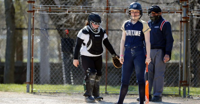 Murphy, Cochrane Collect Two Hits Each As Softball Drops Season-Opening Twinbill To Maine-Presque Isle