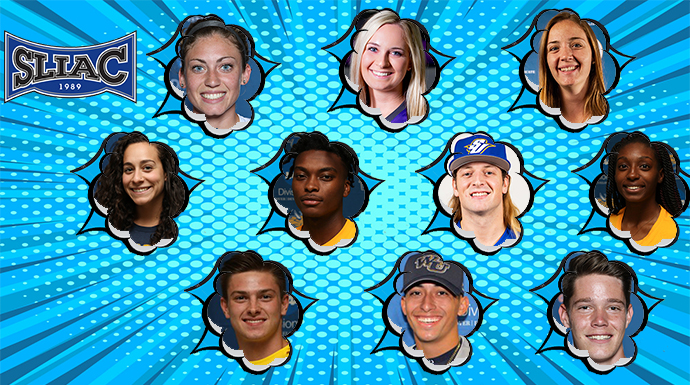 SLIAC Players of the Week - March 18