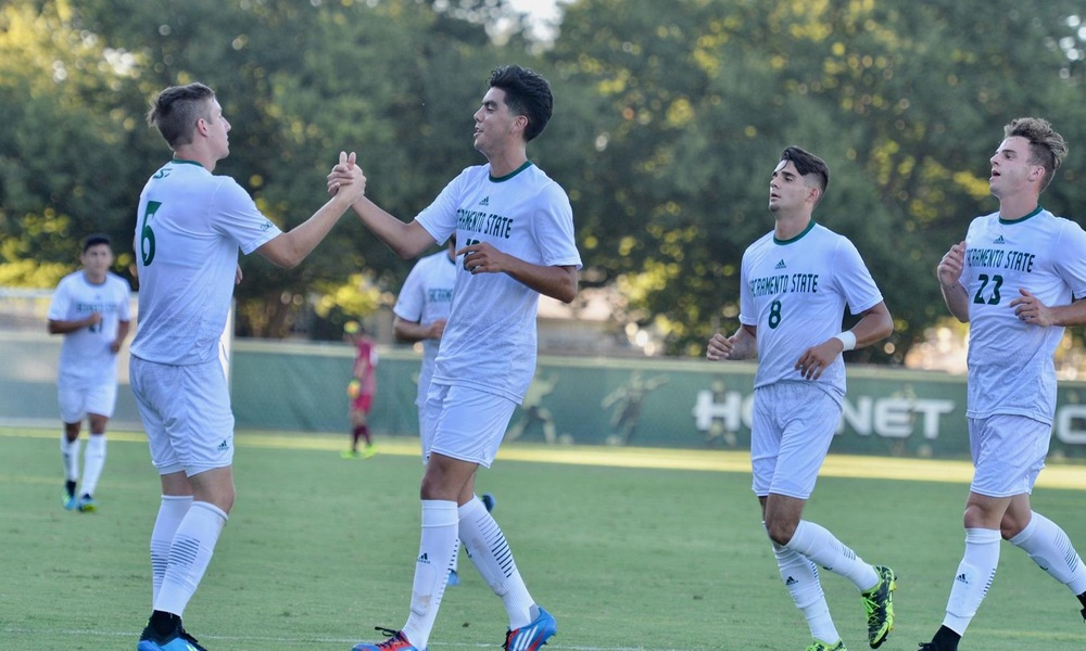 MEN'S SOCCER VISITS CSU BAKERSFIELD BEFORE HOME OPENER SUNDAY VS. SAN JOSE STATE