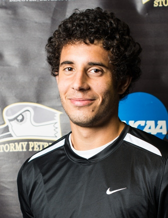 Antonio Named SAA Men's Tennis Player of the Week