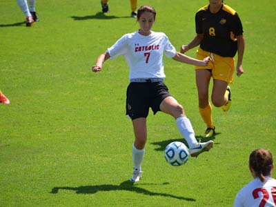 CUA and York tie 0-0 in double overtime