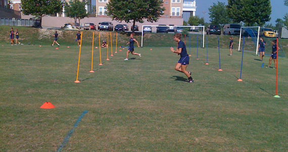 GCSU Soccer Building from Confidence, Experience and Momentum to Attack Nation's Best in 2009