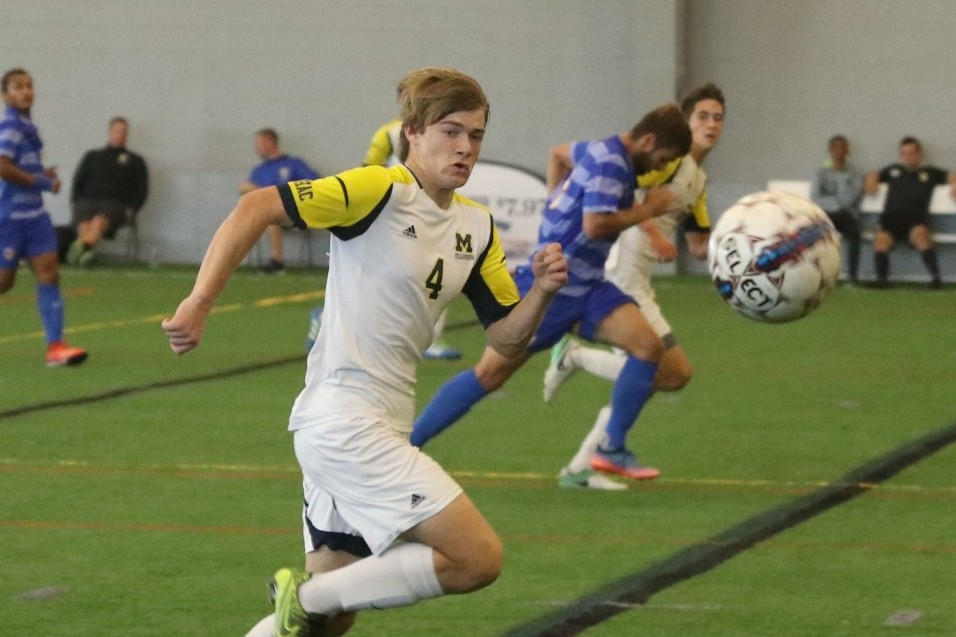 Photo for Wolverines fall to Crusaders in WHAC matchup