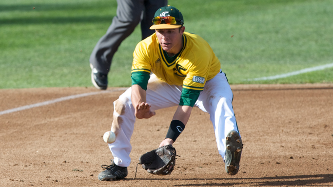 CAL POLY TAKES SERIES FINALE OVER BASEBALL, 6-4