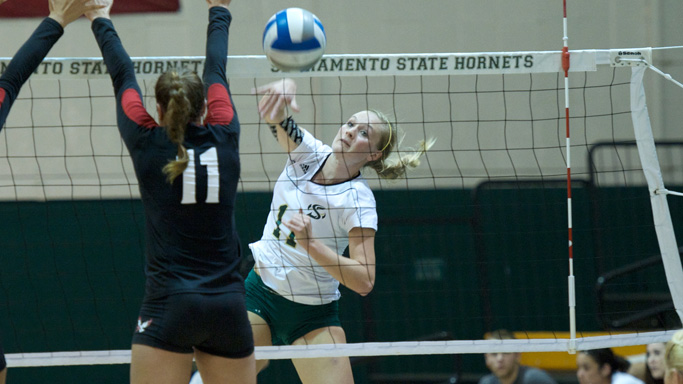 VOLLEYBALL GETS SET FOR FINAL REGULAR SEASON ROAD TRIP