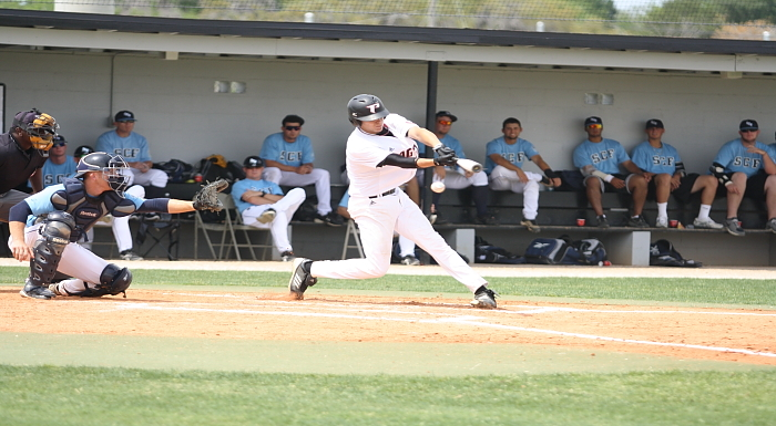 Asher, Danner Fuel Polk to 15-2 Victory over State College of Florida
