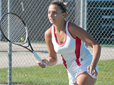 Senior Natalie Diorio and the Bulldogs topped LSSU
