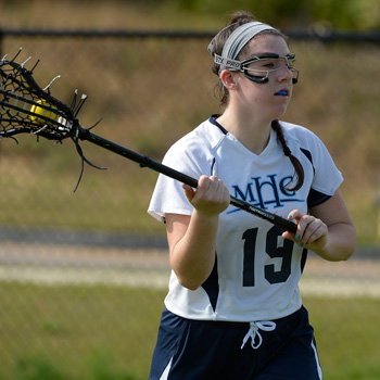 Lacrosse Downs UMass-Dartmouth, 17-6